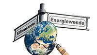 Klima – die große Transformation Logo